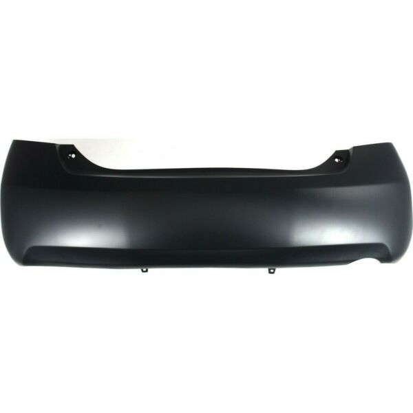 Primed Rear Bumper Cover For 2007 2011 Toyota Camry Base LE XLE CE 5215906950 $78.41