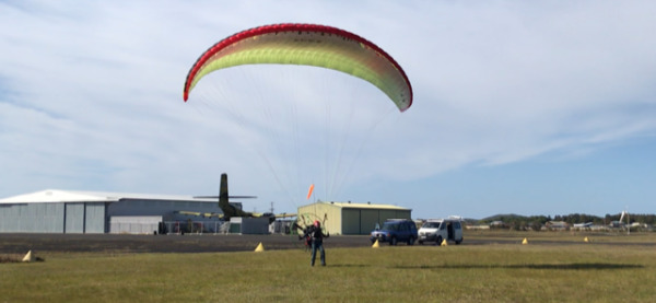 Paramotor Fresh Breeze Thorix 80 and Sting 2 Wing ENAB with only 15hours