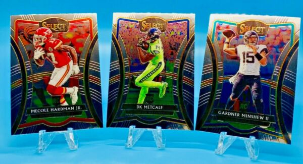 2019 Panini Select Football Base PREMIER Card #'s 101-200 RC's ++ LOW PRICES!