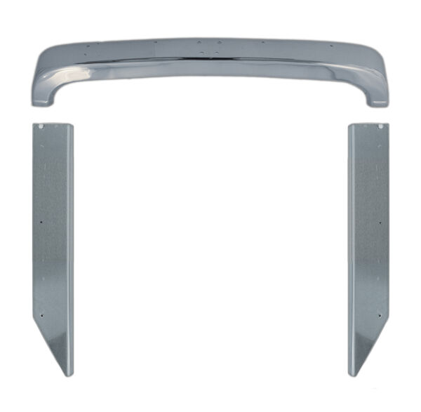 Freightliner Classic Stainless Grill Surround Shell