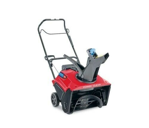Toro Power Clear 721 R 21 in. 212 cc Single-Stage Self Propelled Gas Snow