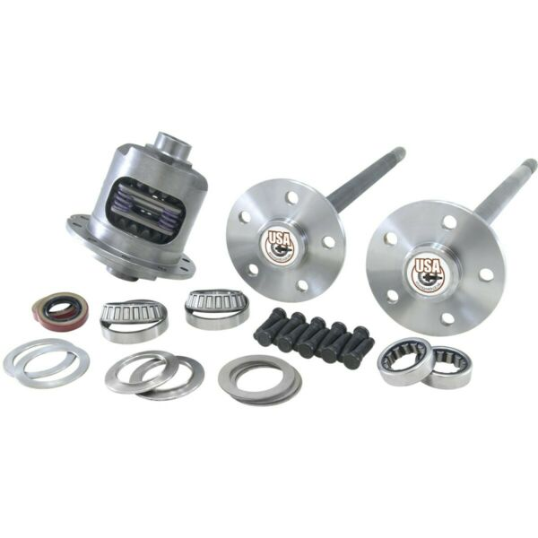 YA FMUST-2-28 Yukon Gear & Axle Kit CV Joint Shaft Assembly Rear New for Mustang