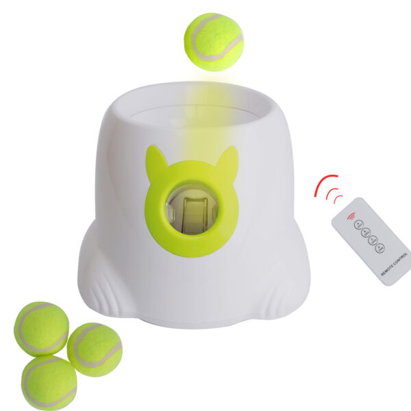Playball by Couch Potato Automatic Dog Toy Interactive Ball Launchers for DOGS