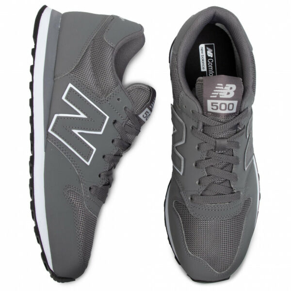 NEW BALANCE MEN'S RUNNING SHOES TRAINER SNEAKERS SHOES GM500 AUTHENTIC BRAND NEW