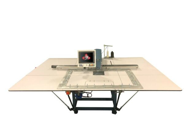 ABM CNC Quilter  Automatic Programmable Pattern Sewing Machine 63