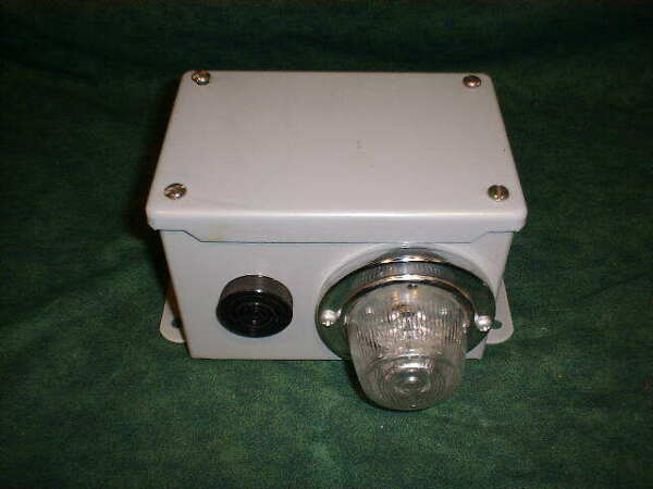 Alarm  Warning Signal Device with 24 LED Light & Buzzer (14443-N4)