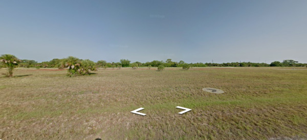 Beautiful rare to find lot in Placida Charlotte county Florida