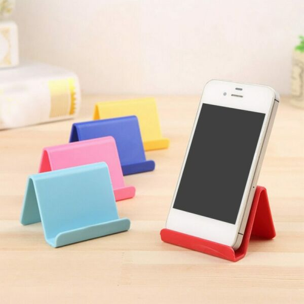 Mini Portable Mobile Phone Holder Fixed Holder Home Supplies Kitchen Accessories