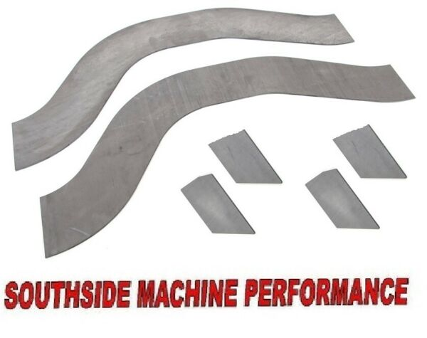 SSM Performance fits all 78 88 GM G Body Rear Frame Notching Kit Weld In DIY $107.99