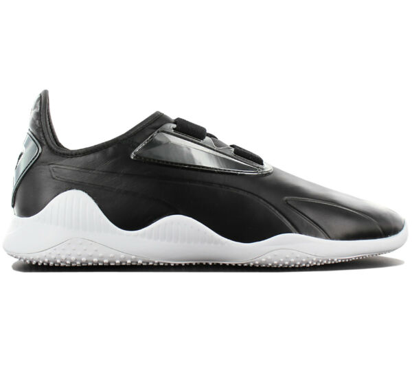 Puma Mostro Milano Mln Leather Men's Sneaker Shoes Leather Black 363449-01 New