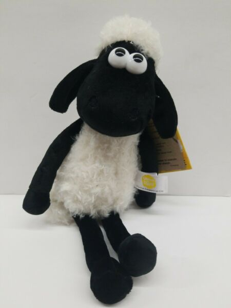 Aurora Shaun the Sheep Stuffed Animal 11