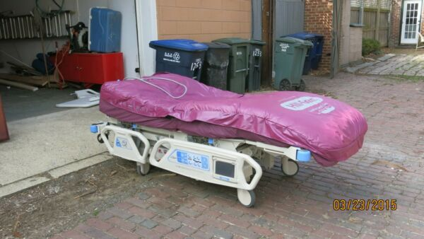 Hill-Rom TotalCare SpO2RT MIRACLE HOSPITAL BED FOR PNEUMONIA & HOSPICE PATIENTS
