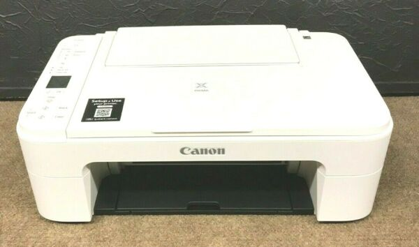 ⭐ New Canon Pixma TS3122 MFP Photo Printer 2226C062 ✅❤️️✅❤️️ NOB Wireless No Ink