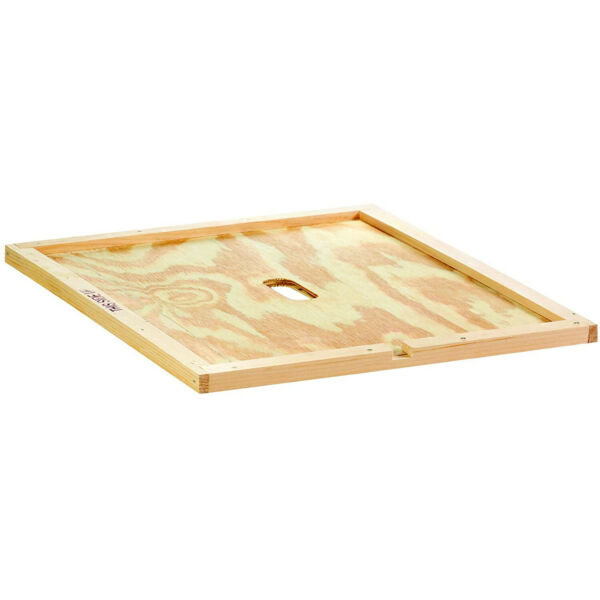 Allied Precision Industries 3 8 Inch Beehive Insulation Inner Cover Open Box $18.99