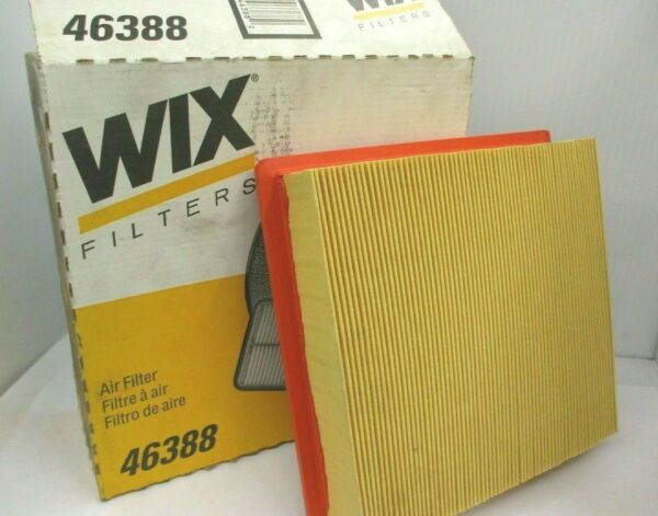Wix Filters 46388 Panel Air Filter Package of 1 Affinia USA #7142 $12.98