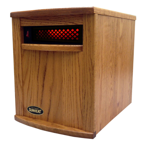 Original SUNHEAT Amish 1500 Infrared Heater