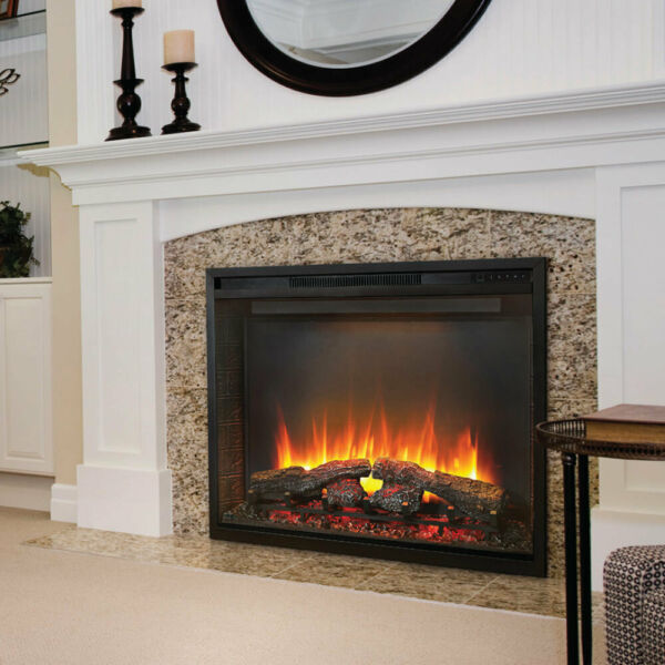 Napoleon Element Built In Electric Fireplace 36 Inch