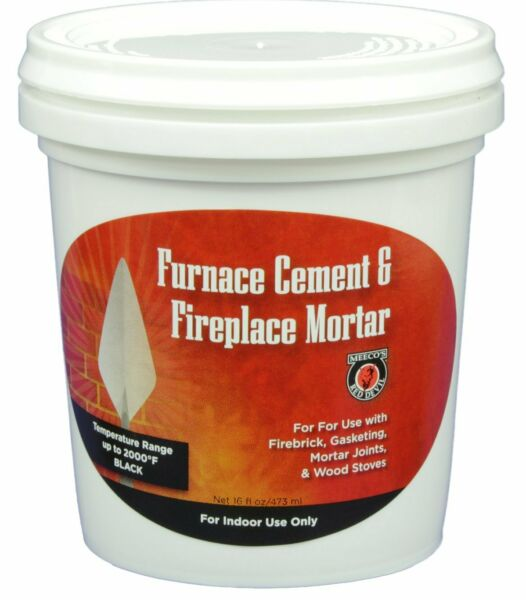 MEECO#x27;S RED DEVIL 1353 Furnace Cement and Fireplace Mortar $14.43