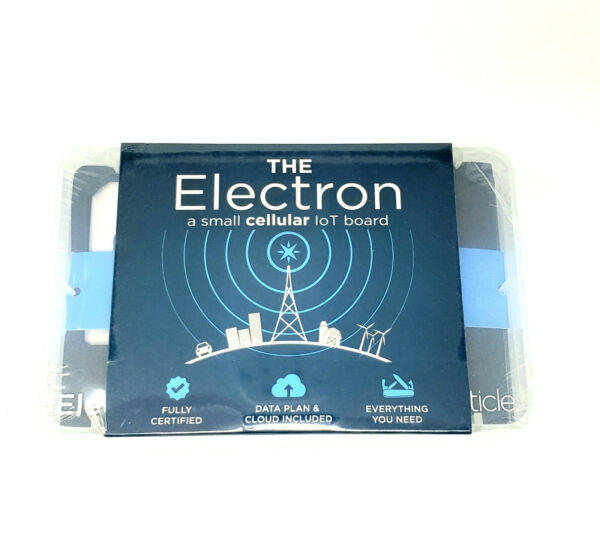 Particle Electron 3G Cellular IoT Module Starter Kit USA  North America SIM NEW