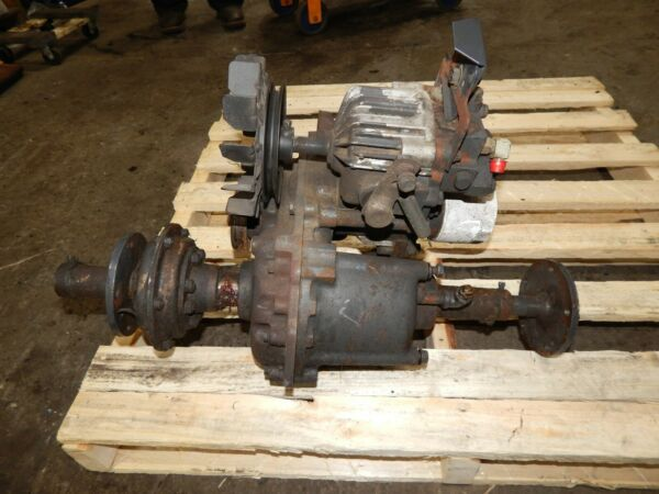 Simplicity Sovereign Garden Tractor Hydro Transmission Assembly TESTED
