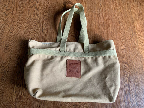 Vintage Honda Country Canvas Tote Bag Nashville Tennessee Rare