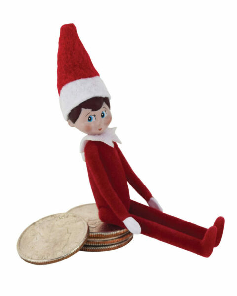 World#x27;s Smallest Elf on the Shelf Timeless Christmas Classic Brand New