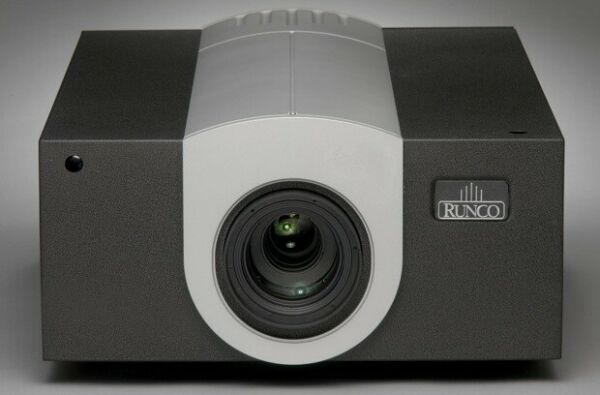 Runco VX-33i Projector AutoScope CineWide Larger Anamorphic Lens Ceiling Mount