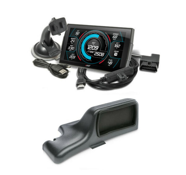 Edge Products Insight CTS3 Monitor & Dash Pod For 2001-2007 ChevyGMC Duramax