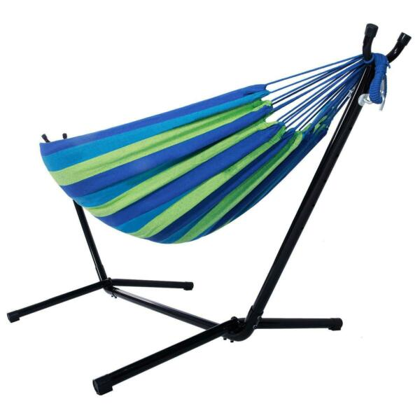 2 Person Portable Hammock Stand Outdoor Camping Beach Hammock Seat Carry Bag $7490.00