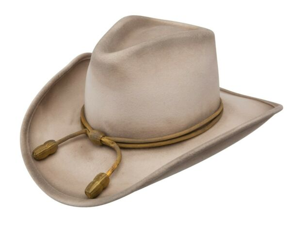 Stetson Resistol John Wayne The Fort Crushable Wool Cowboy Hat
