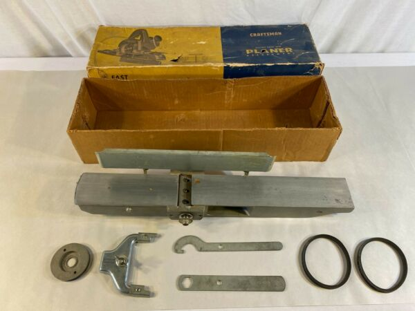 Craftsman Electric Hand Saw Planer Attachment Model No. 605.28450