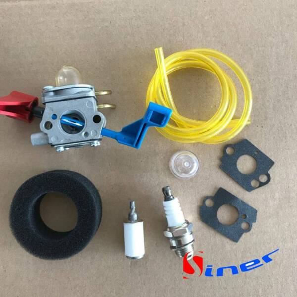Carburetor For 530071775 530071465 530071632 WT784 Craftsman Blower Air Filter