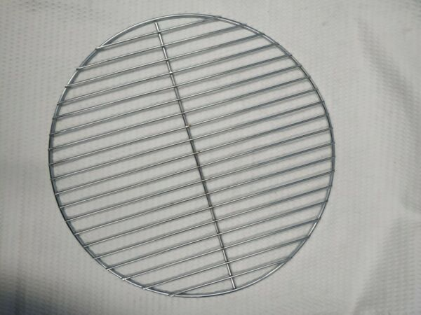 Gas Grill Round Cooking Grid Chrome Plated Steel 16 5 8quot; Damaged****