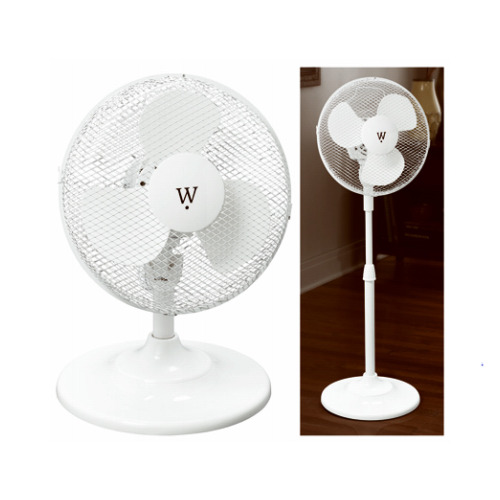 12quot; Portable Stand amp; Table Adjustable Fan with Oscillation BRAND NEW $27.99