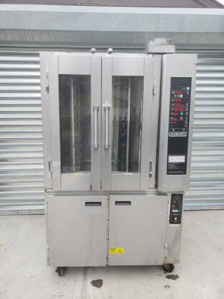 Hobart Gas Mini Rack Oven W Proofer HO300G HPC800 $7995.00