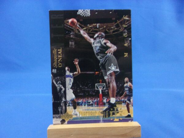 Shaquille O#x27;Neal Upper Deck 93 94 1993 1994 ELECTRIC GOLD $79.99