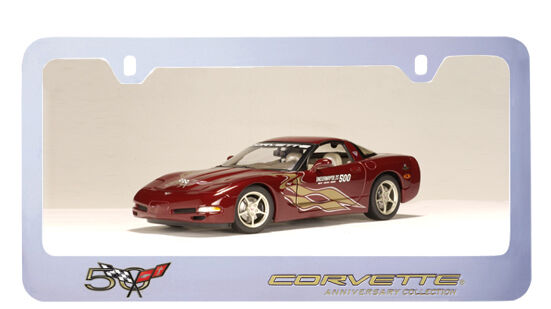 CHEVROLET CORVETTE C5 50th ANNIVERSARY INDY PACECAR by AUTOart 1:18