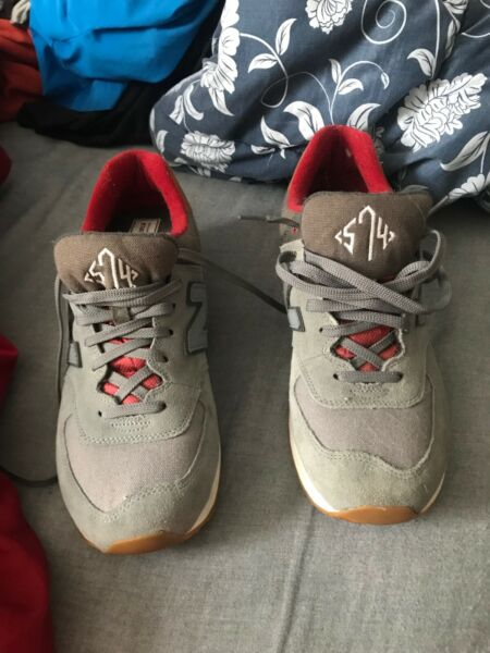 New Balance 574 size 11 worn once