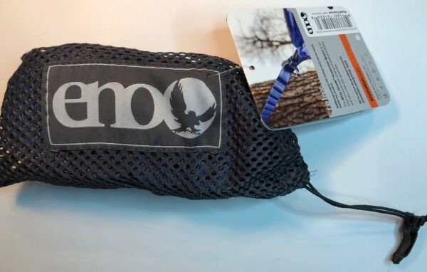 ENO Atlas Choma Hammock Suspension System Royal Charcoal $27.99
