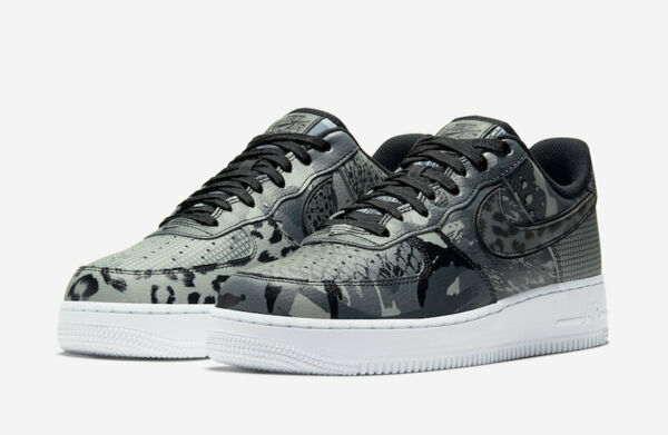 Nike Air Force 1 '07 QS Low City Of Dreams Chicago CT8441-001 New Men's Shoes