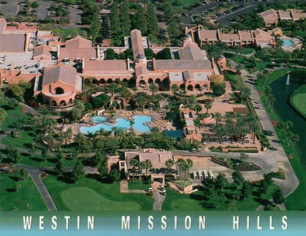 2/2BD WESTIN MISSION HILLS / $200 GIFT CARD ANNUAL GOLD SEASON TIMESHARE DEED