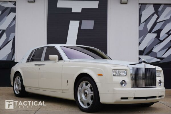 2007 Rolls-Royce Phantom  2007 Rolls-Royce Phantom
