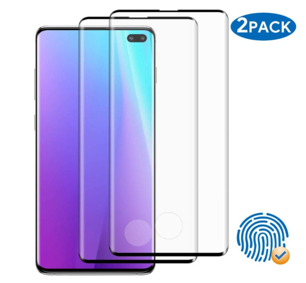2-Pack Tempered Glass Screen Protector For Samsung Galaxy S20 S20 PLUS S20 Ultra $8.99