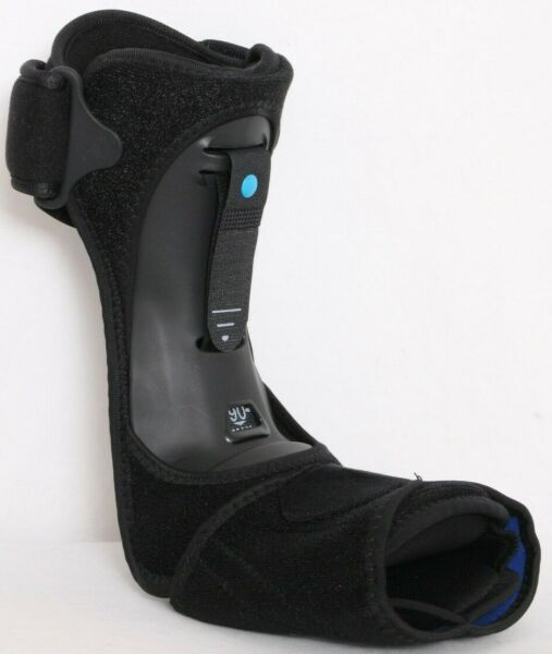 NEW Ovation Medical 30014 Hybrid Padded Foot Ankle Night Splint w Strap SM