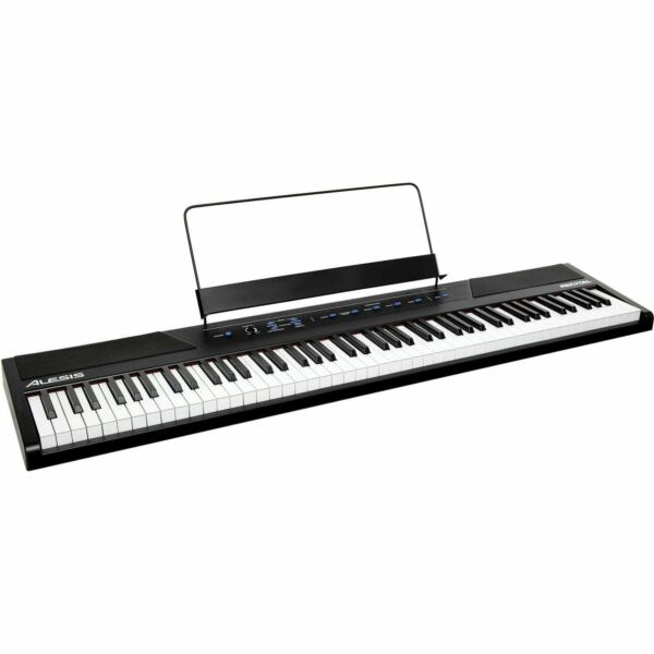 Alesis Recital | 88 Key  Digital Piano  with Full Size KEYS LESSON MODE SEALED