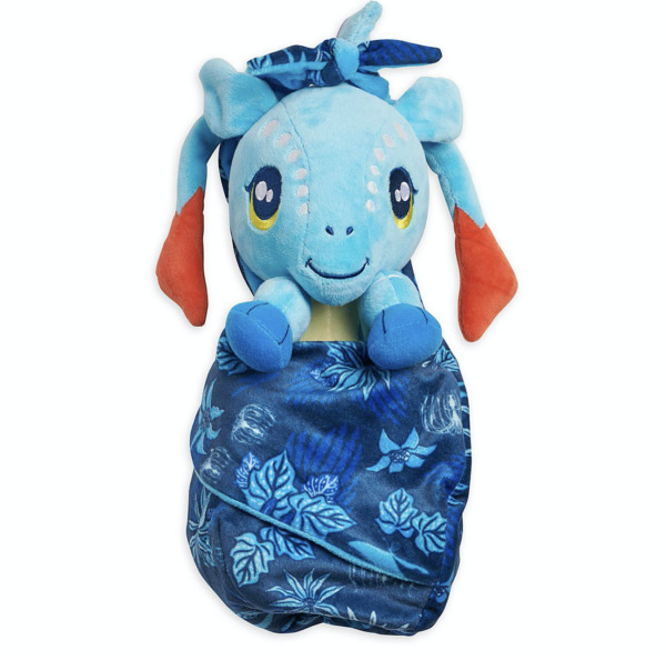 Disney Parks Baby Pandora Avatar Direhorse in Blanket Pouch Plush New with Tags $44.49