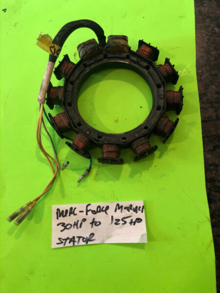 Mercury Mariner Force Outboard 120HP Stator 40 50 70 75 90 115 125 red sportjet $114.00