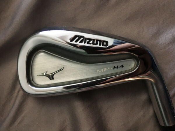 mizuno mp h4 3 iron S400 Tour Issue Shaft With Head Cover