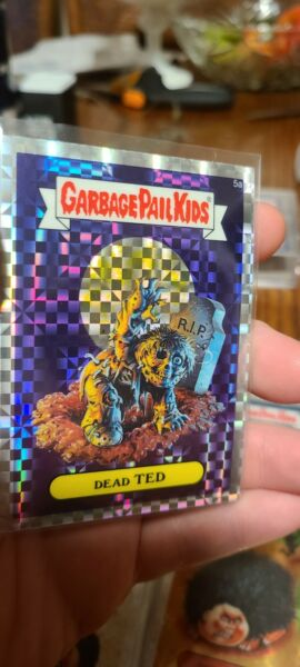 2013 Garbage Pail Kids Chrome Series One Xfractor REFRACTOR lot 21cards no dups