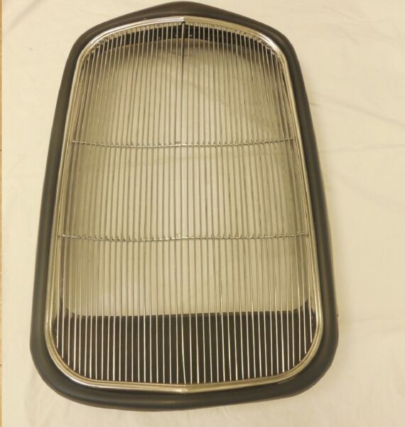 1932 FORD GRILL SHELL amp; INSERT W O CRANK HOLE